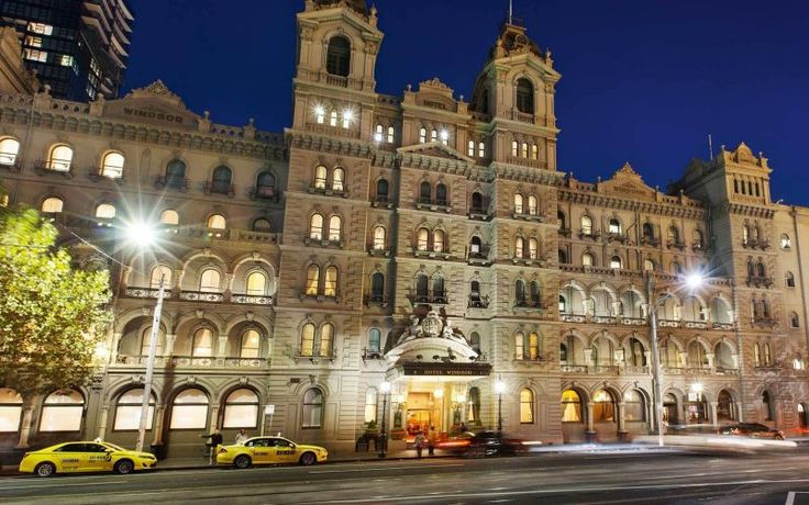 New Hotel Windsor Will Deliver Melbourne's First Six-Star Hotel http://www.eventconnect.com/pressreleases.aspx?pr=1413