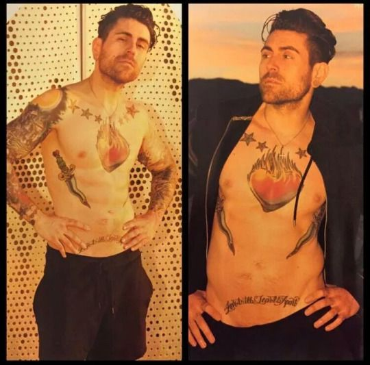 Davey Havok Obsession