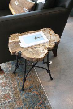 Natural living room furniture design
