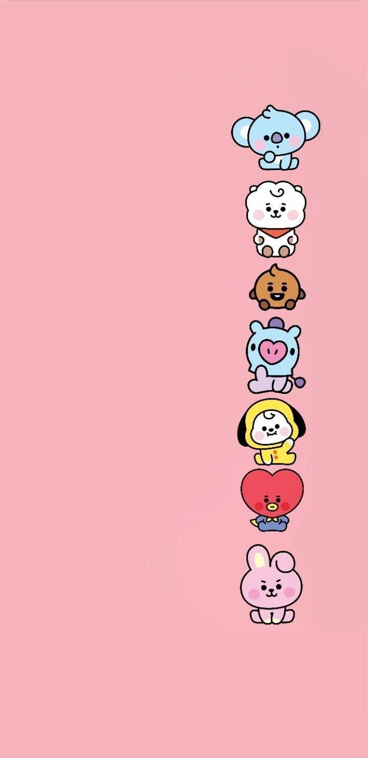 Kpop Wallpaper Iphone Kpop Wallpaper Cute Wallpapers Bts Wallpaper Bts Chibi