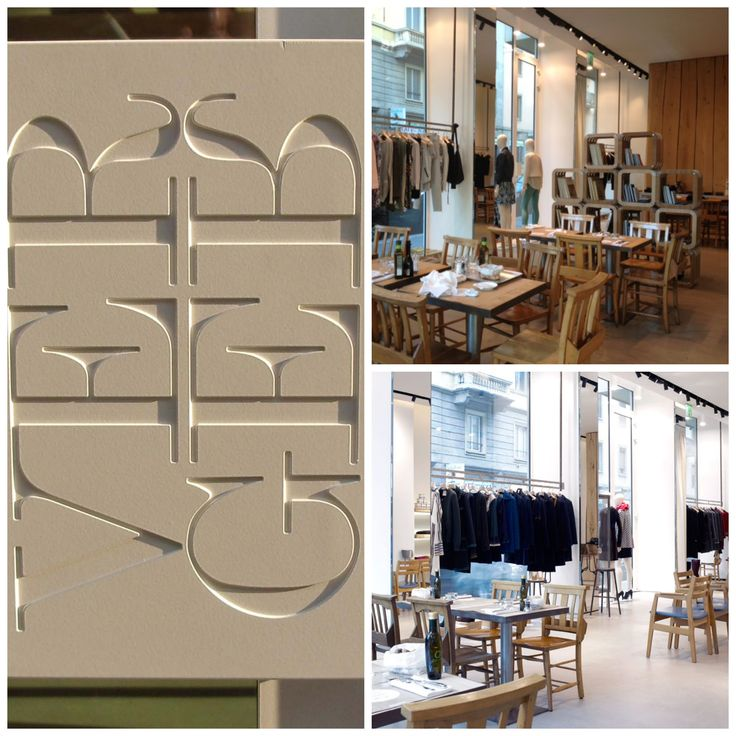 Where to shop: Verger, Milan, Italy. Check out their official website www.verger.it