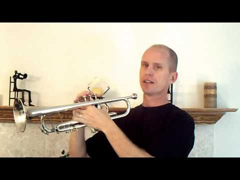 eTrumpetLessons: .How To Play The Trumpet - Learning With A Mirror Plus Easy Songs .