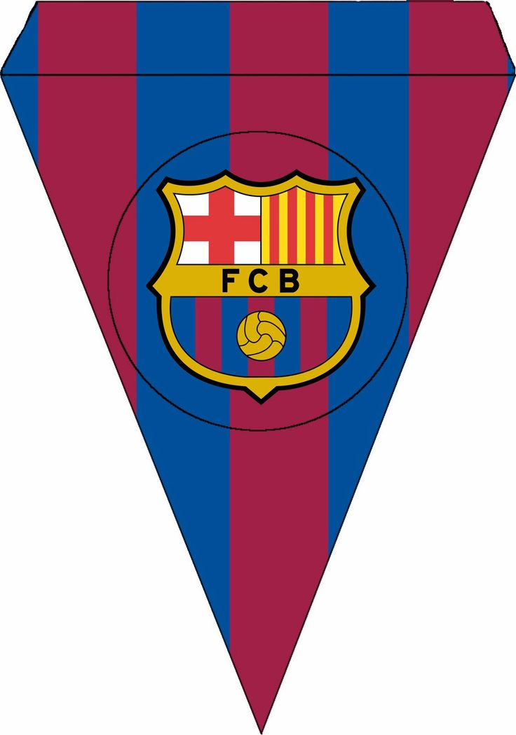 Aquarelinha Kit Futebol Barcelona Barcelona Birthday