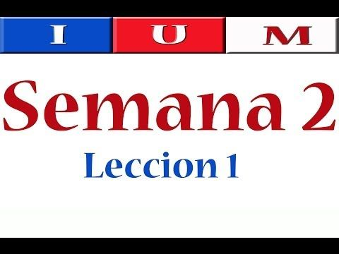 Ingles Un Mes- Semana 1 - Leccion 2 - Clase de Ingles verbo haber auxiliar - YouTube