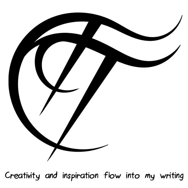 """""""Creativity and inspiration flow into my writing"""" sigil for anonymous Sigil requests are closed."""