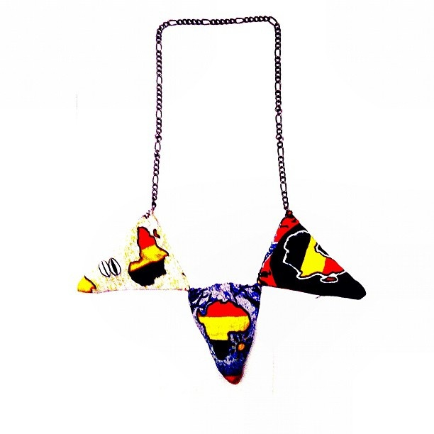 T.I.A pendent by Niapsou Designs®!!