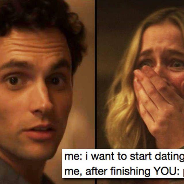 Best Netflix You Season 2 Memes Guide For Moms Netflix Quotes Joe Meme Netflix