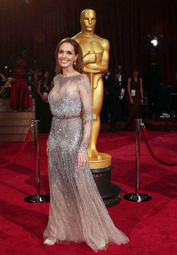 Angelina Jolie at Oscar 2014