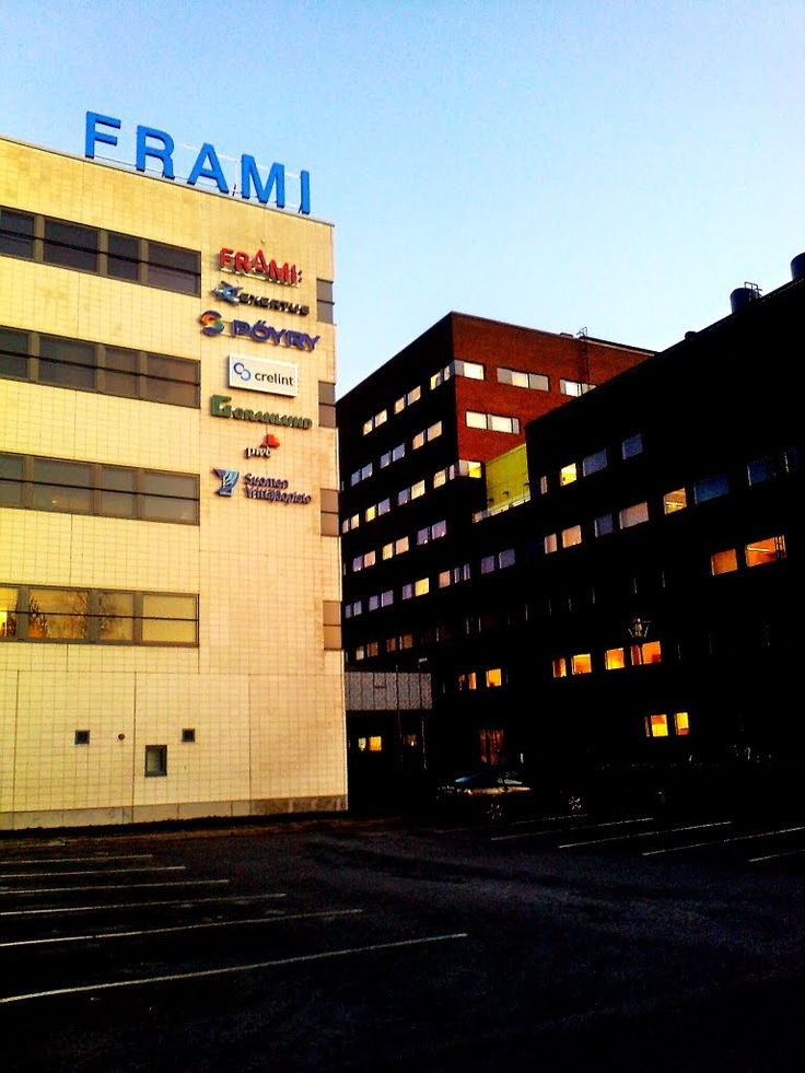 Frami, Seinäjoki.