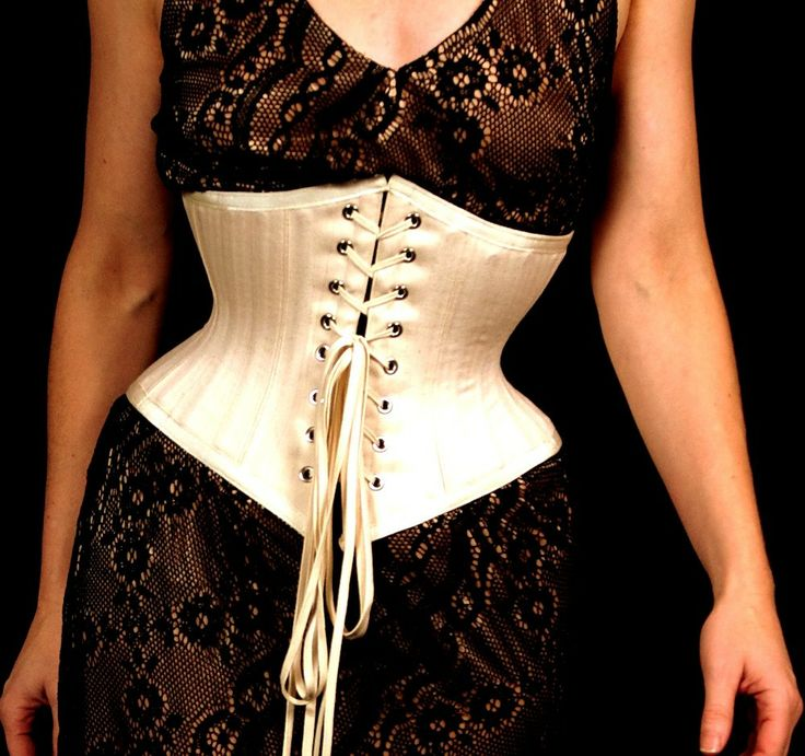 Corset Training: Tight Lacing. $299.00, via Etsy.  I never thought of doing lacing up the front for a tight lacing corset instead of the busk....interesting