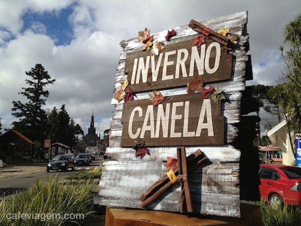 Canela no Inverno, dicas em http://www.cafeviagem.com/programas-inverno-em-canela/