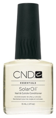 The Lovely SolarOil by CND