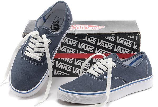 Women and Men Vans Authentic Navy Blue Lovers skate Canvas Shoes Outlet [BN130327] - $29.99 : Vans Shop, Vans Shop in California