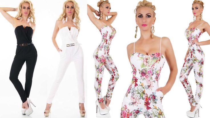 Γυναικείες Ολόσωμες Φόρμες Online. Δείτε όλη την συλλογή εδώ ➜ http://www.moda-marconi.gr/gynaikeia-royxa/oloswmes-formes ☎ Τηλ. για παραγγελίες (+30) 2411 103 113, 6986764275 Δωρεάν αποστολή Ελλάδα & Κύπρο *. #ModaMarconi #Ρούχα #OnlineShop #Overalls  #womensfashion #Sexy