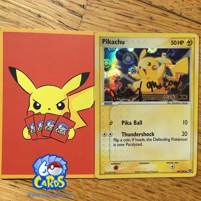 Can you guess whose signature is this?  #pikachu #playpokemon #ポケモン #Pokemon #PokemonTCG #tcg  #pokemoncards #pokemongo #pokemonmaster #nintendo  #pokemontcgo #PTCGO  #pokemoncommunity #pokelover  #pokemonart  #play #trading #card #game #pokemontrainer #pokemongame #teamrocket #pokedex #rare #gottacatchemall #pokemonrare #pokefan #pokeart  #pokemaniac #ashketchum