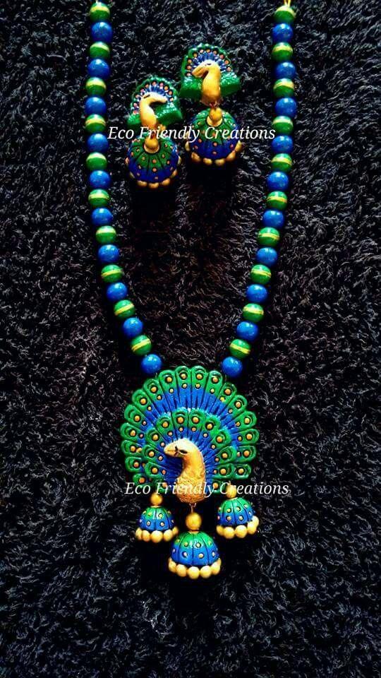 One more peacock design