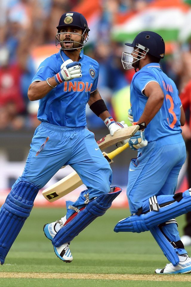 ICC CWC 2015, Match 4, India v Pakistan - Photos - ICC Cricket World Cup 2015