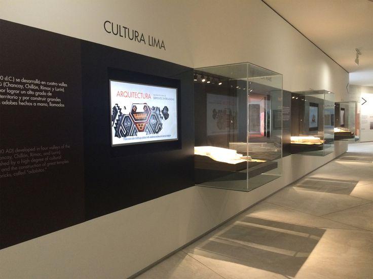 Museu de Pachacamac,Cortesia de Llosa Cortegana Arquitectos