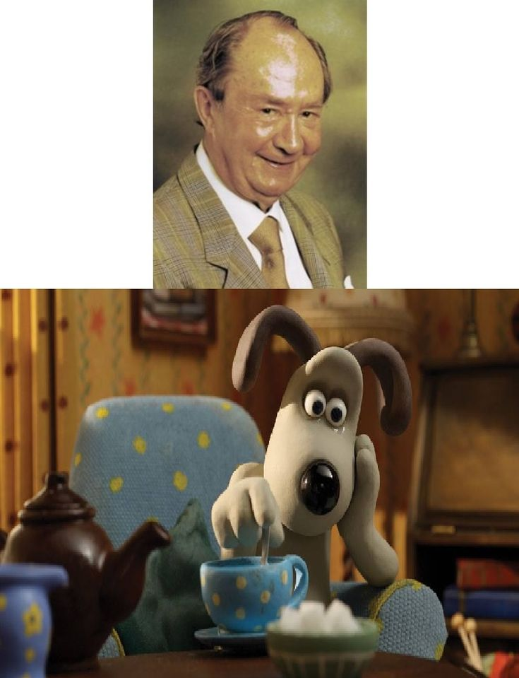 Gromit Sad About Peter Sallis' Death by JasonPictures
