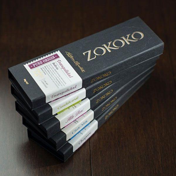 Zokoko Artisan Chocolate, Bean to Bar Chocolate