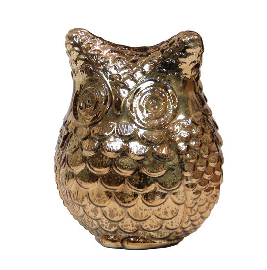 The Hibou Statue from Urban Barn is a unique home décor item. Urban Barn carries a variety of New Accents and other  New furnishings.