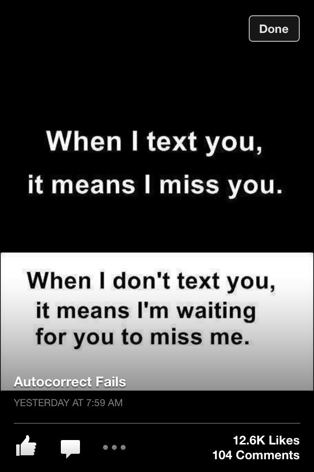 This is so true | Missing you quotes, Be yourself quotes ...