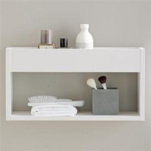 Мебель для ванной комнаты Duravit Ketho Белая подвесная полочка Duravit Ketho, арт. KT 2537