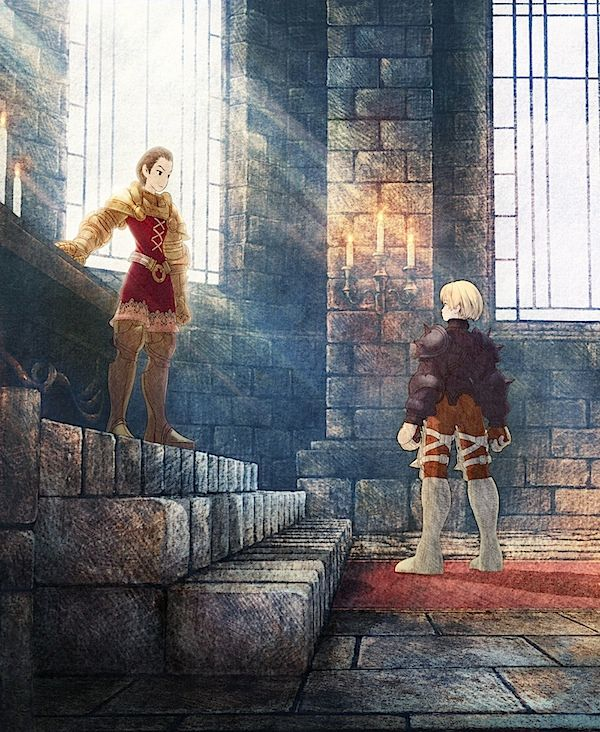 Keyart - Final Fantasy Tactics