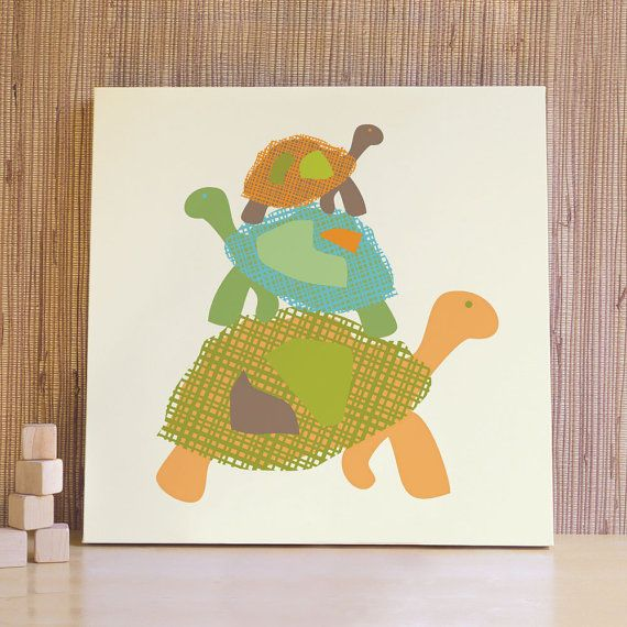 106 best Nursery Art images on Pinterest | Bedrooms, Canvases and ...