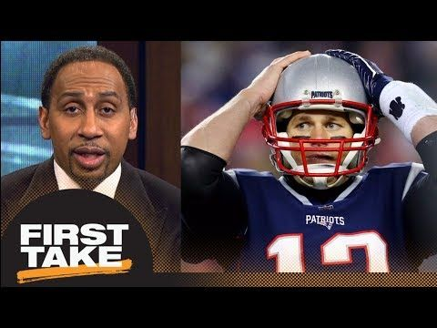 """Stephen A. Smith on Tom Brady's Jaguars comments: I think he's wrong 