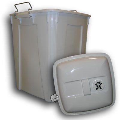 Maximum Capacity Diaper Pail with carbon filter
