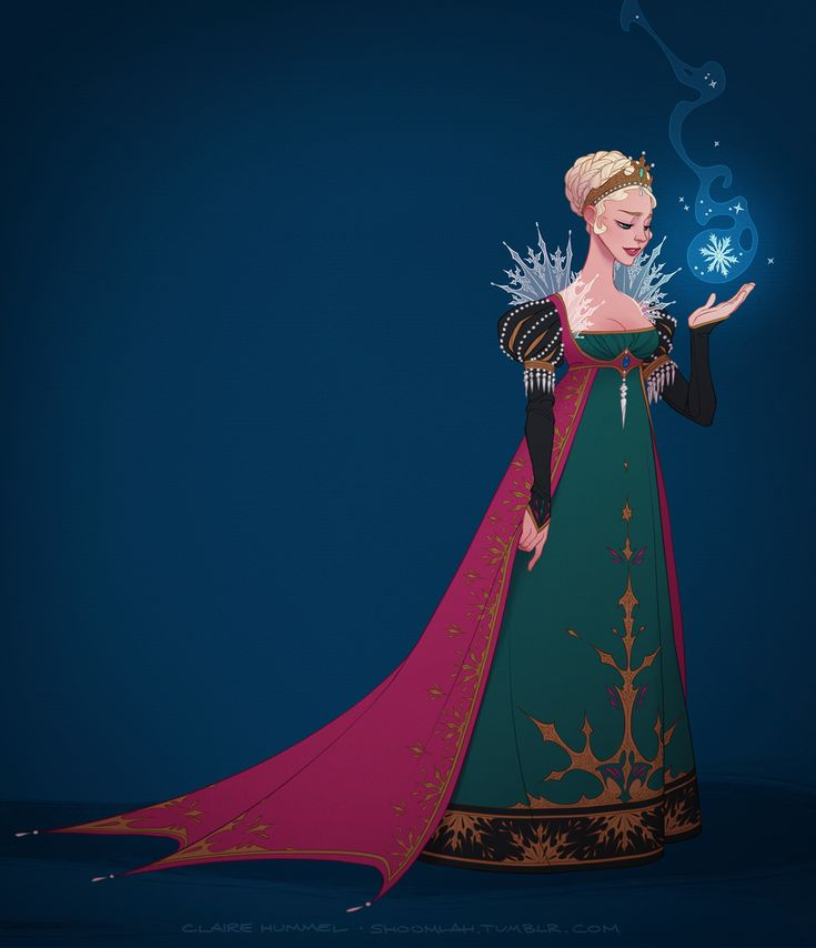 It looks like I'm the queen (coronation gown) by shoomlah.deviantart.com on @deviantART
