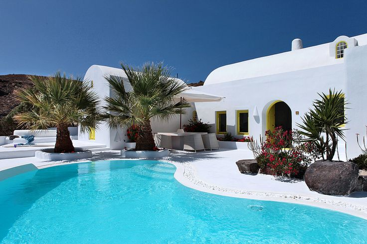 """Allow us to present to you a unique opportunity to experience a very special """"Santorini villa lifestyle"""" as now offered by Astra Villa Santorini..."""