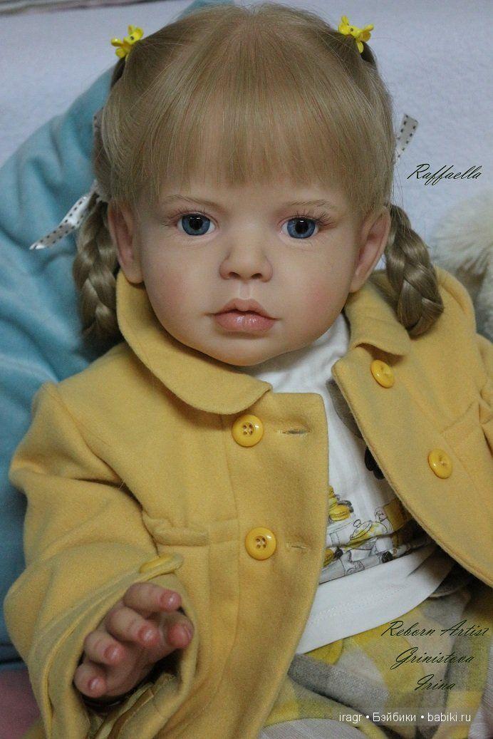 Raffaella. Кукла реборн Гринистовой Ирины / Куклы Реборн Беби - фото, изготовление своими руками. Reborn Baby doll - оцените мастерство / Бэйбики. Куклы фото. Одежда для кукол