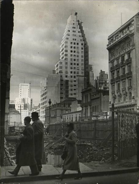 Buenos Aires in the 40s.