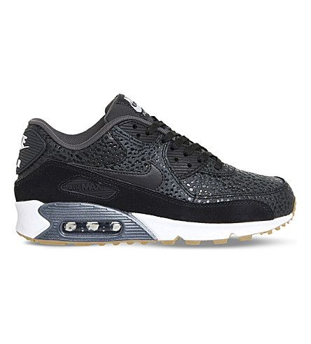 White Shoes Men, Black And White Shoes, Lace Up Shoes, Men's Shoes, Nike  Shoes, Mens Leather Shoes, Nike Air Max 90s, Women Running Shoes, Nike Men