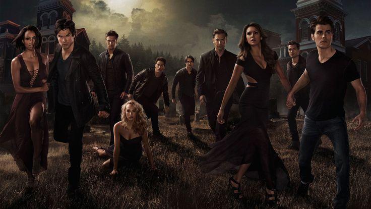 The Vampire Diaries Season 8 Episode 10 : Nostalgia's a Bitch