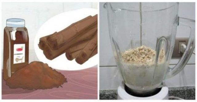 skořice