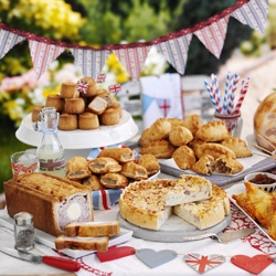 Everything you need for the perfect Jubilee party