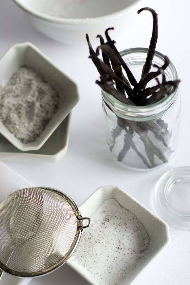 How To Make Vanilla Powder/Sugar (with Dextrose)