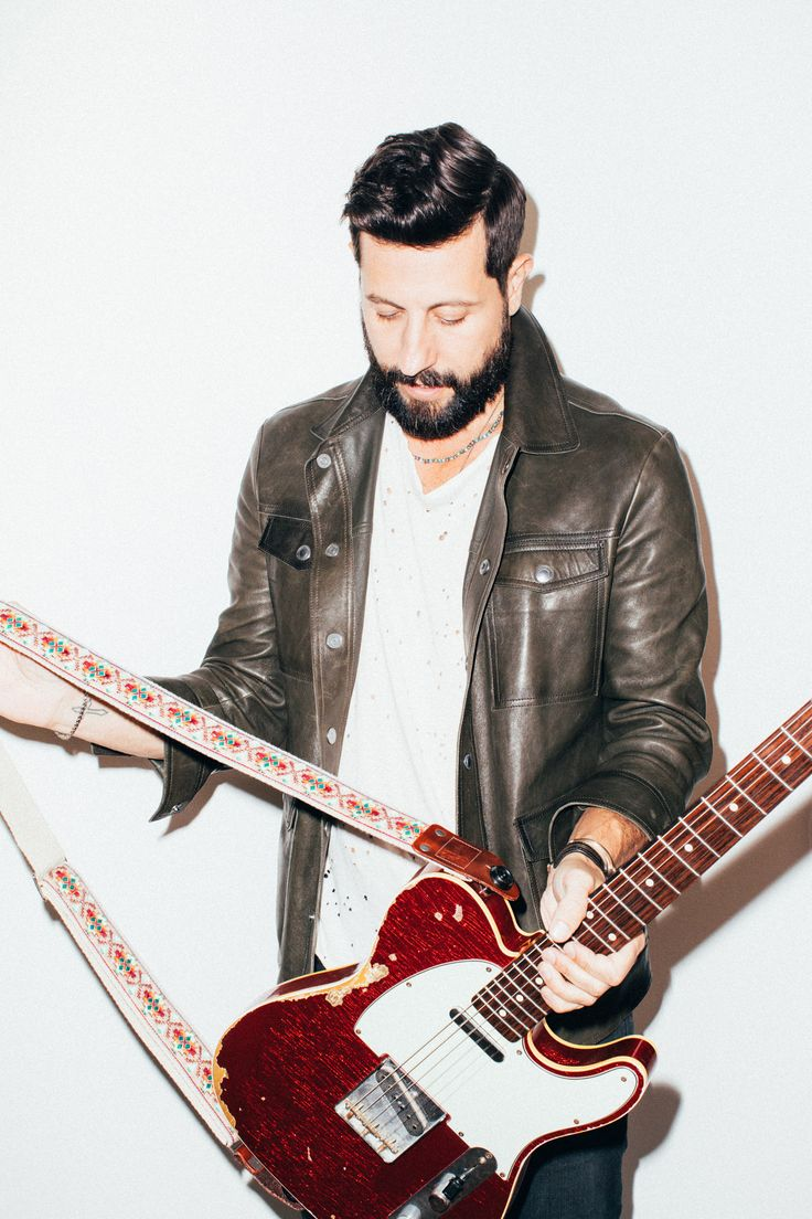 Matthew Ramsey is the lead singer of Old Dominion, the band with not one but two Country Music Awards' nominations this year. -- Coveteur.com