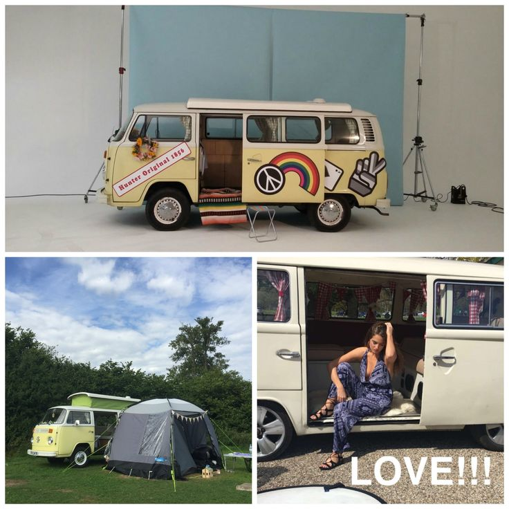 Surrey campervan hire business highlights