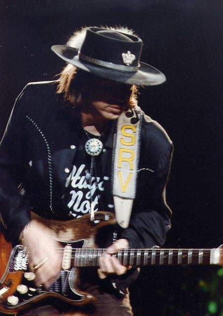SRV ❤   Stevie Ray Vaughan