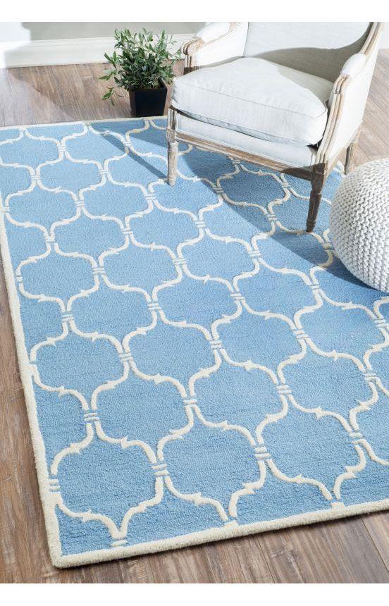 rugs usa tuscan trellis vs133 blue rug rugs usa pre black friday sale up to 75 off area rug. Black Bedroom Furniture Sets. Home Design Ideas