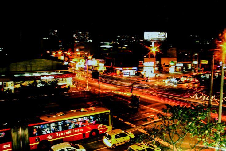 Av Calle 63 Colombia-Bogota