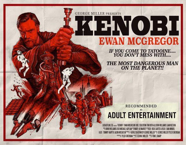 Impresionante Fan Made de un supuesta película de Obi-Wan Kenobi