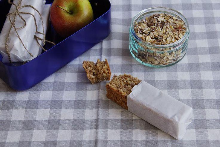 Looks like the perfect school snach: Ursl's Muesli Slices