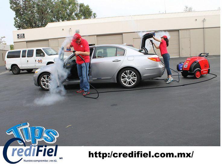 Tips credifiel te comenta sobre un negocio rentable la for Limpieza de coches barcelona