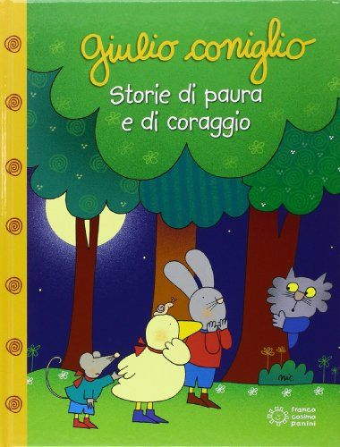 Giulio Coniglio storie di paura e di coraggio di Nicoletta Costa http://www.amazon.it/dp/8857003957/ref=cm_sw_r_pi_dp_i0hUwb0E5DS2E
