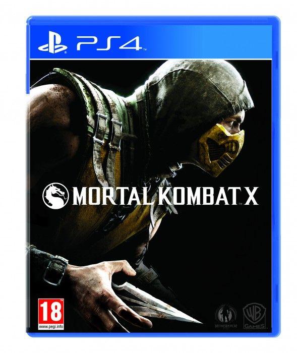 Mortal Kombat X , Mortal Kombat X…
